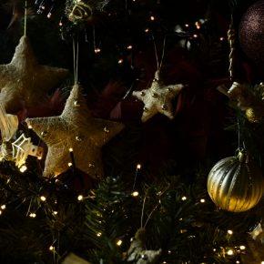 Kerst-,en eindejaarsfolder